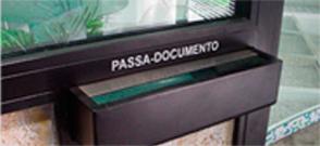 Gaveta Passa Documentos