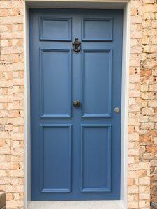 Porta Blindada modelo Provence